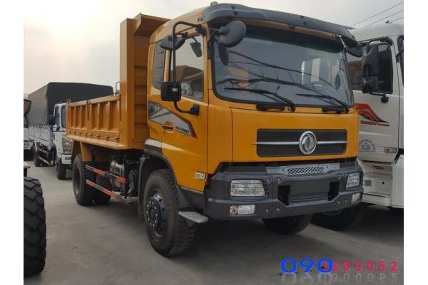 Xe tải ben Trường Giang Dongfeng 8.5 tấn 7 khối