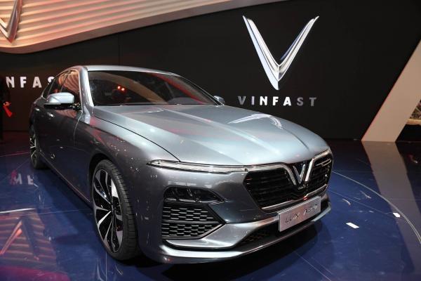 Giới thiệu xe VinFast LUX A2.0 - Sedan 5 chỗ - Sedan hạng sang Vinfast