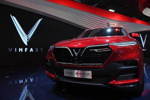 Giới thiệu xe SUV LUX SA2.0 - SUV 5 chỗ - SUV hạng sang Vinfast Việt