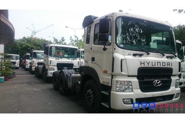 Xe Đầu Kéo Hyundai HD700 70 Tấn