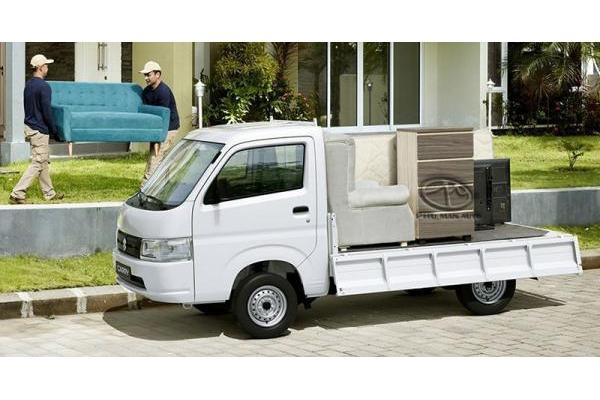 Giá xe tải Suzuki Carry Pro 810kg Euro 4 nhập khẩu 2019 Indonesia