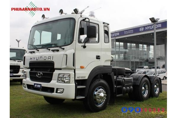 Đầu kéo Hyundai HD1000 1000 Tấn