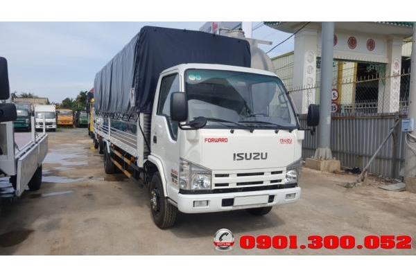 Xe tải Isuzu VM NK490SL 1.9 tấn