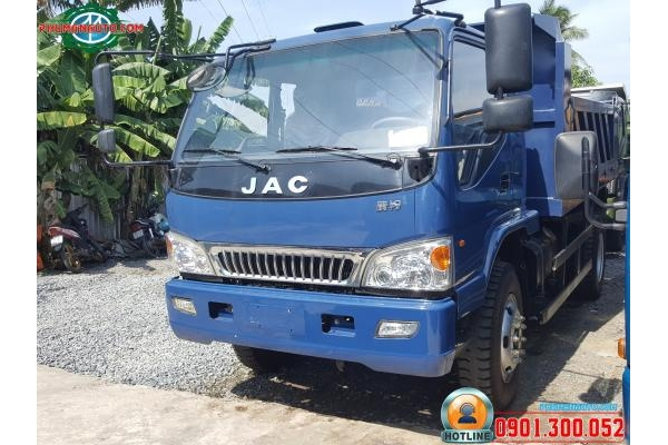 Xe ben Jac HFC830D 7.8 tấn