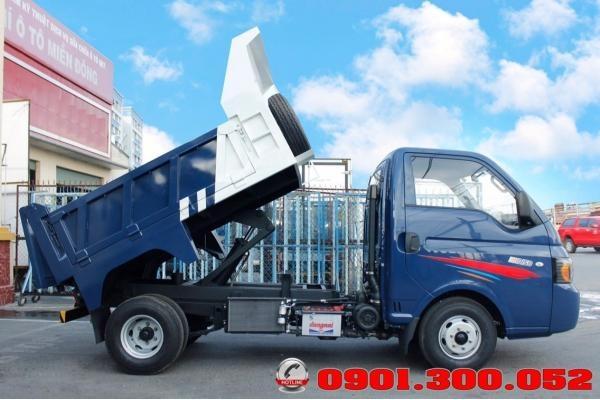 Xe ben Jac Porter X150 1.5 tấn