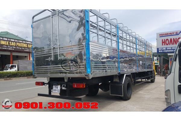 Xe tải Dongfeng B180Hoàng Huy 20198 tấn