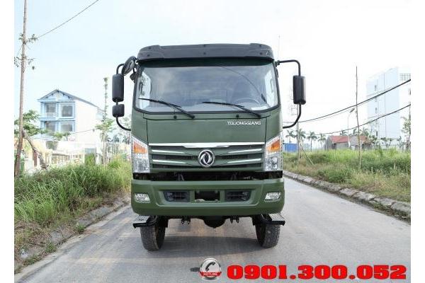 Xe ben Dongfeng 8.5 tấn 4x4 2 cầu Reo Mỹ