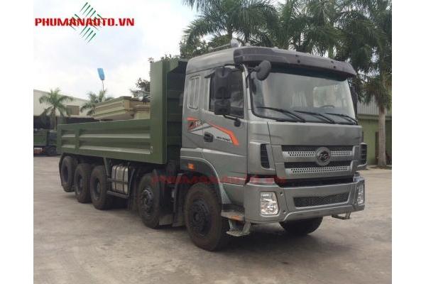 Xe ben Dongfeng Trường Giang 5 Chân 18 tấn
