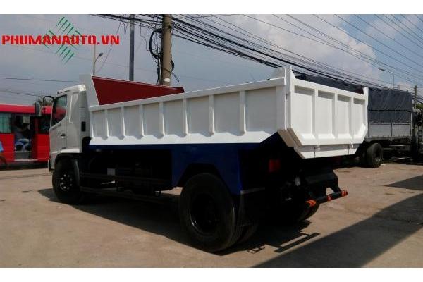 Xe tải ben Hino FG8JJSB 9.4 tấn