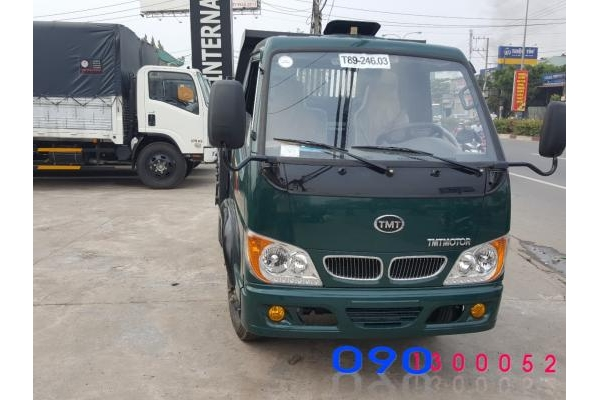 Xe ben TMT Cửu Long 2.4 tấn máy Hyundai