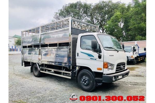 Xe Tải chở gia súc Hyundai Mighty 110S7 tấn