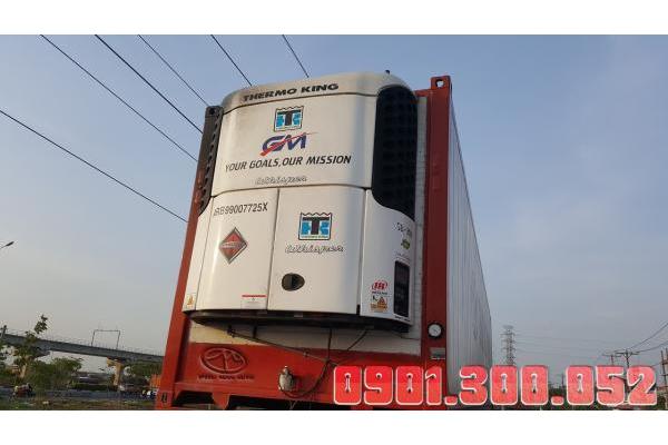 Công lạnh - Container lạnh 40 feet