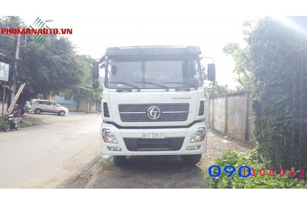 Xe tải Dongfeng 5 chân Trường Giang 21.8 tấn