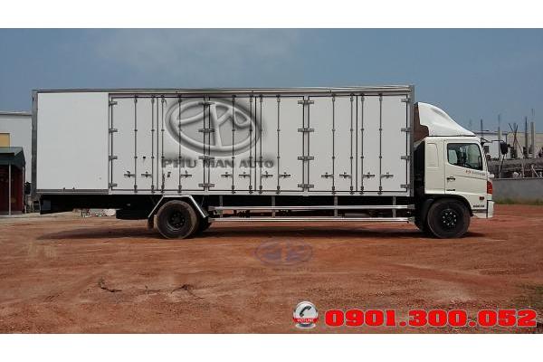Xe tải Hino FG8JPSU 6.5 tấn - 6t5 - 6500 kg - xe tải Hino thùng dài 10 mét