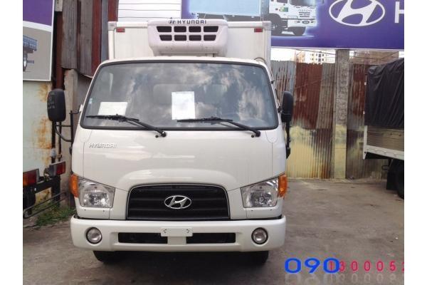 Xe Tải Hyundai HD72 3.5 Tấn Thùng Đông Lạnh