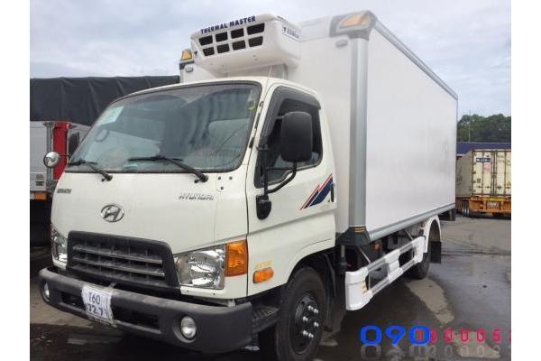 Xe đông lạnh Hyundai HD99 6.5 Tấn