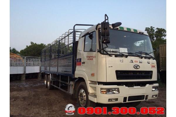 Xe tải Camc 3chân 14.9 tấn máy Hino